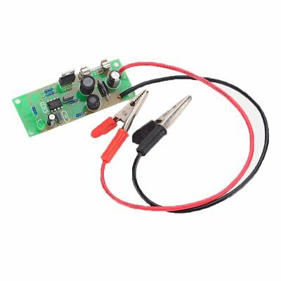 12V Lead Acid Battery Desulfator Assembled SLA AGM Battery Maintainer with Clips