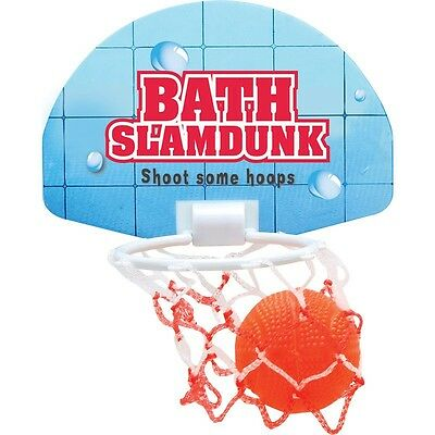 Bath Slam Dunk Basketball Bathtime Game Childrens Toy
