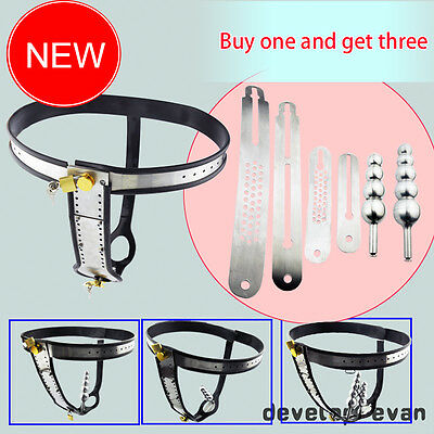 Price Stainless Steel Female Underwear Chastity Belt For Party A183-1