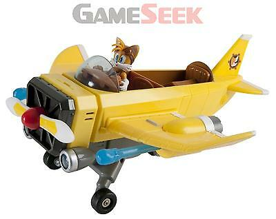 Sonic Boom Tails Plane With Tails Figure - Figures Sonic Brand New Free Delivery