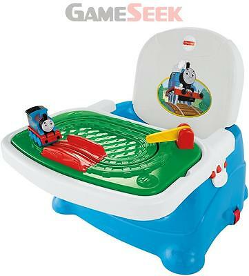 Fisher-Price Thomas And Friends Tray Play Booster Seat Brand New Free Delivery