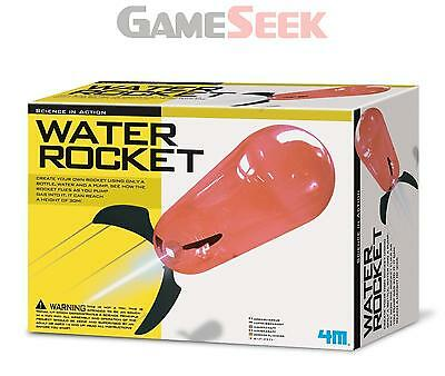 4M Water Rocket - Toys/games Creative Play Brand New Free Delivery