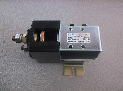 New CURTIS ALBRIGHT SW180-1030L, DC Contactor 40V CO, Heavy Duty (D79F)