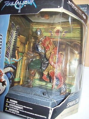 Figurine Mc FARLANE SOULCALIBUR 2 : NECRID - NEW IN BOX 2003