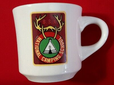 B.S.A. National Camping School Coffee Cup