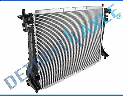 New Genuine OEM Ford 2015-2018 Edge 3.5L Radiator F2GZ-8005-C Cooling System