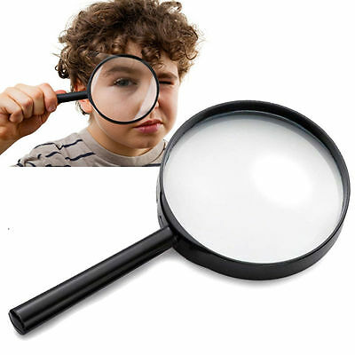 Jumbo Magnifying Glass 9 Cm Toys Birthday Party Bag Filler Adults Or Kids