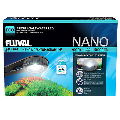 Fluval Aquatic Nano COB LED Lamp 6.5W for All Aquariums