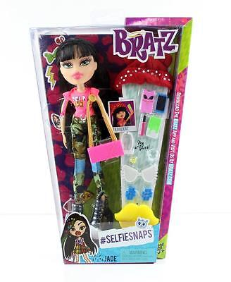 Bratz #Selfie Snaps Doll - Jade - Girls Toy - NEW