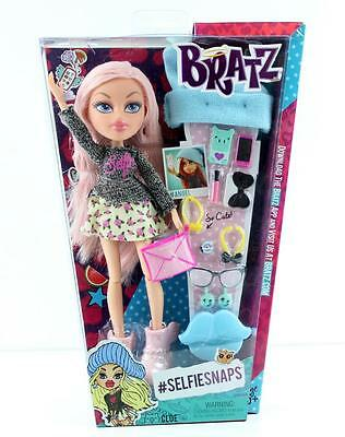 Bratz #Selfie Snaps Doll - Cloe - Mattel - Girls Toy - NEW