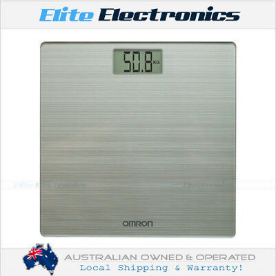 Omron Hn286 Digital Body Weight Scale Bathroom 4 Sensor Accuracy Upto 180Kg