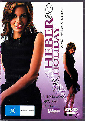 Heber Holiday NEW PAL Cult DVD McKay Daines Torrey DeVitto KC Clyde E. Chambers