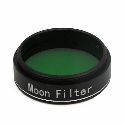 """1.25"""" Skyglow & Moon filter for telescope eyepiece - Cuts light pollution"""