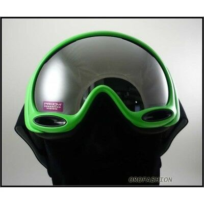 Maschera da sci OAKLEY A-FRAME 2.0 7044 59-749 80 Green Collection