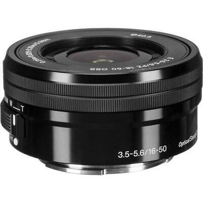 Sony E PZ 16-50mm f/3.5-5.6 OSS Lens for A6000 A6300 A6500