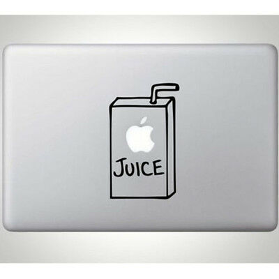"1X Juice Decal Sticker Skin Cover for Apple MacBook Air/Pro 11"" 12"" 13"" 15"" 17"""