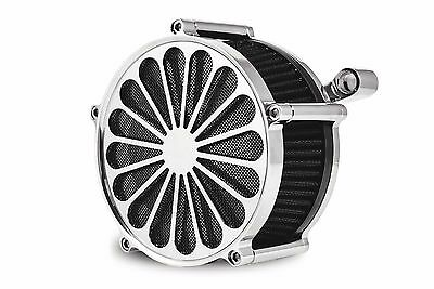 Chrome Screaming Eagle Style Air Cleaner, For 1991-2015 Sportster  Xl Harley