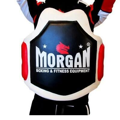 Morgan Platinum Body Protector MMA Boxing Muay Thai Upper Punching