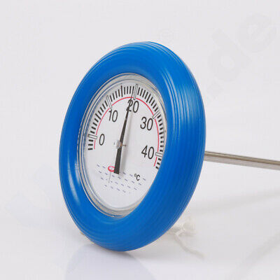 Schwimmthermometer Rettungsring Thermometer 19cm