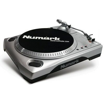 Numark TT-USB DJ Turntable Deck Vinyl Record Player with USB Audio Interface