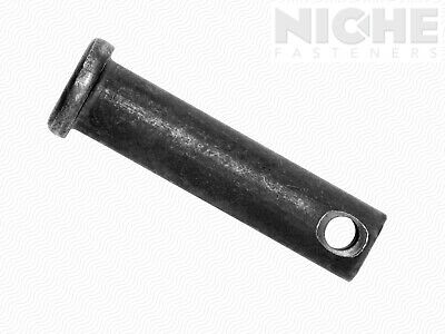ITW Clevis Pin 1 x 2-3/4 Low Carbon Steel (5 Pieces)