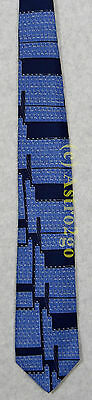 PERIODIC TABLE OF THE ELEMENTS CHEMISTRY SCIENCE Josh Bach Silk Necktie NEW!