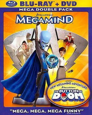 Megamind (Two-Disc Blu-ray/DVD Combo) Blu-ray