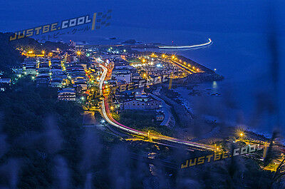 Digital Picture/Photo/Wallpaper/Desktop Background/ Night view fishing port