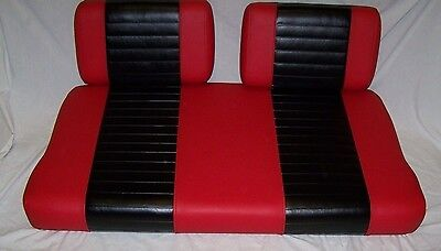 Ezgo Marathon completed seat set (see color chart for options)
