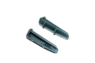 Fits Lamona Howden Dishwasher Basket Real Rail Cap Part Runner Pack Of Two +Gift