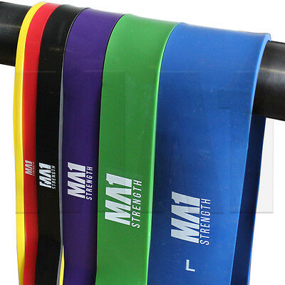 MA1 Power / Resistance Strength Bands