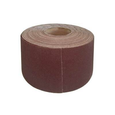 1 MioTools Sanding Paper Rolls for Hand Sanders 93 mm x 5 m Grit 120