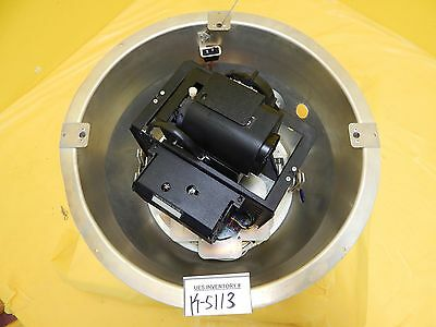 Pelco DD08D21 Intercept Dome Camera Assembly BB08C21 DRD08A21 Used Working
