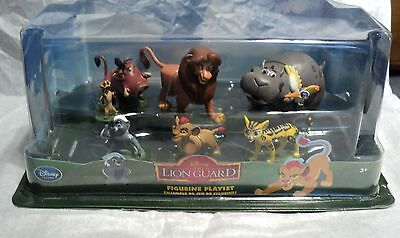Disney Lion King Playset  Set Of 6 New In Bubble Pack  Lion Guard Newest Release