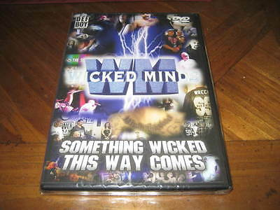 Chicano Rap DVD Wicked Minds - WRECK Chino Grande Baby Wicked - West Coast