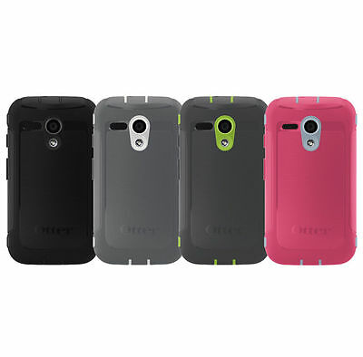 OEM Original Otterbox Defender Case for Motorola Moto G 1st Gen - 100% Authentic