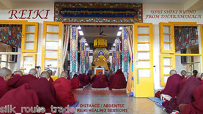 REIKI DISTANCE / REMOTE HEALING Session from the HIMALAYAS of DHARAMSALA INDIA.