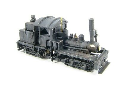 Nn3 Scale Class A 16 Ton Shay Locomotive Kit by Showcase Miniatures (5008)