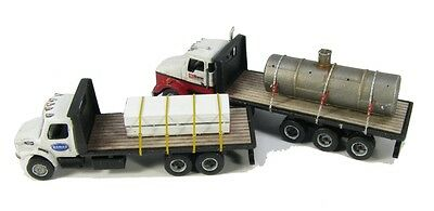 N Scale Photo Etch Freight Tie-Downs by Showcase Miniatures (540)