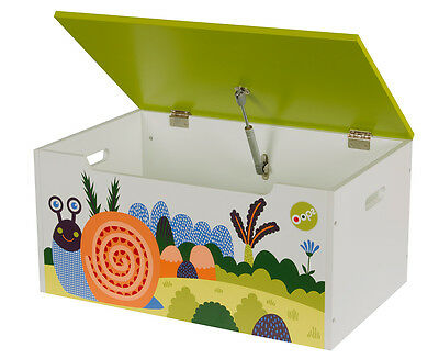 Oops Toy Box - Green