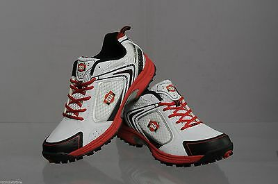 SS TON Elite Cricket Shoes (Perfect for Indoor, Synthetic Pitches and Training)