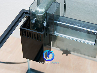 Oceanbox Designs™ Magnetic Surface Skimmer Overflow Box for Aquaclear AC70