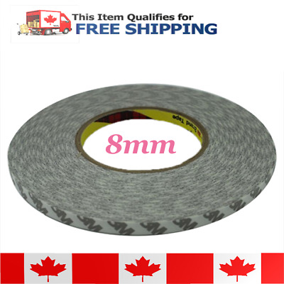 8mm x 50meter Heavy Duty 3M Double Sided Tape