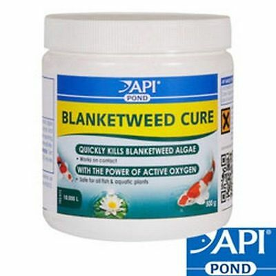 API Pond Blanketweed cure Treatment 250g Posted Today If Paid Before 1PM