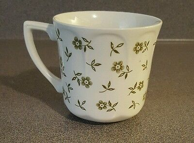 J&G Meakin England Forget Me Not Coffee Cup