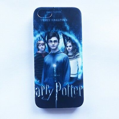 COVER IPHONE 5 6 6s 6plus SAMSUNG S4 S5 S6 HARRY POTTER HERMIONE RON