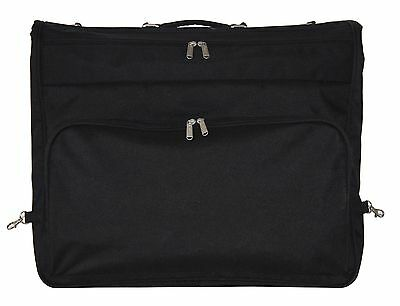 Luxury Travel Luggage Weekend Business Suit Garment Carrier Carry Case Cover Bag