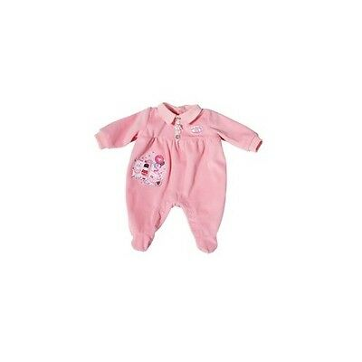 New Zapf Creations Baby Annabell Doll Romper Outfit Clothes Pink 794272 Dolls