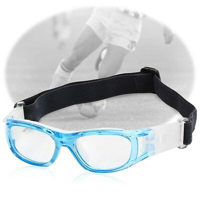 Kids Child Safety Sports Glasses Goggles Eyewear Basketball Soccer Football