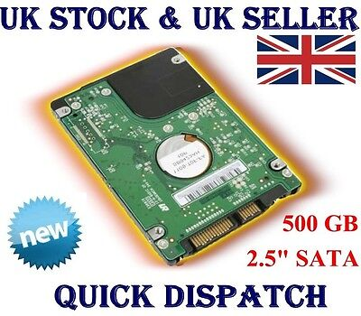 "Hts545050A7E680 0J38065 Hgst 500Gb Sata 2.5"" Hard Drive For Laptops Cctv Ps3 Ps4"